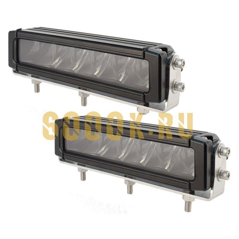 Комплект светодиодных фар Osram 120W COMBO (дальний+ближний широкая полоса)