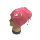 Шапка под кичку ZMsports розовая