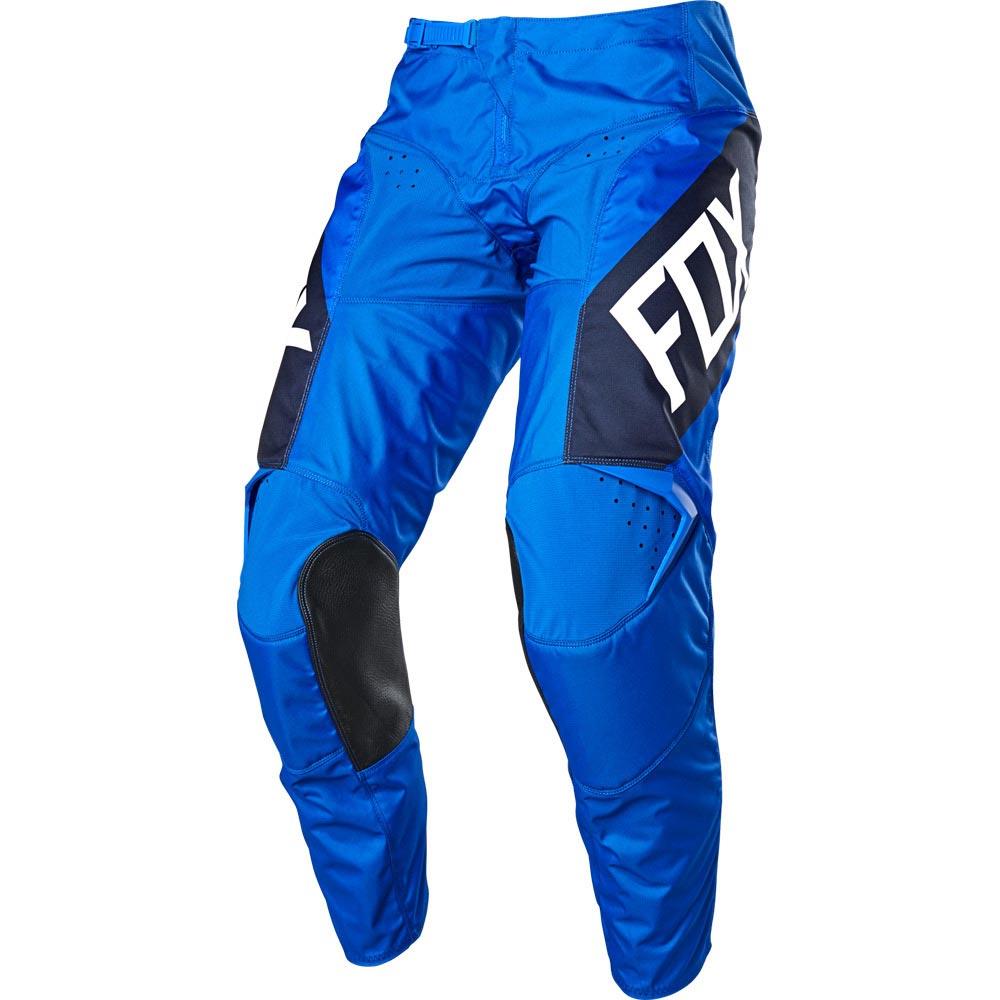 Fox 2021 180 Revn Blue штаны для мотокросса