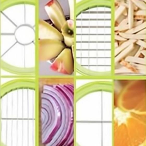Устройство для быстрой нарезки продуктов Chop & Dice All in One Slicer