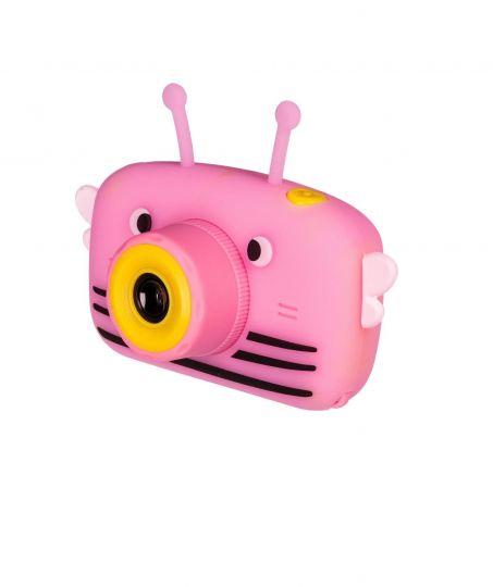 Детский цифровой фотоаппарат с селфи камерой GSMIN Fun Camera View