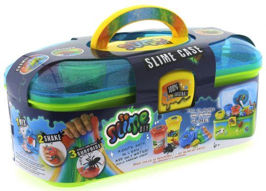 Набор для изготовления слаймов в кейсе Slime Case
