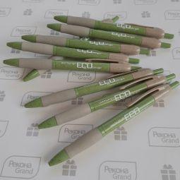 эко ручки с логотипом в челябинске