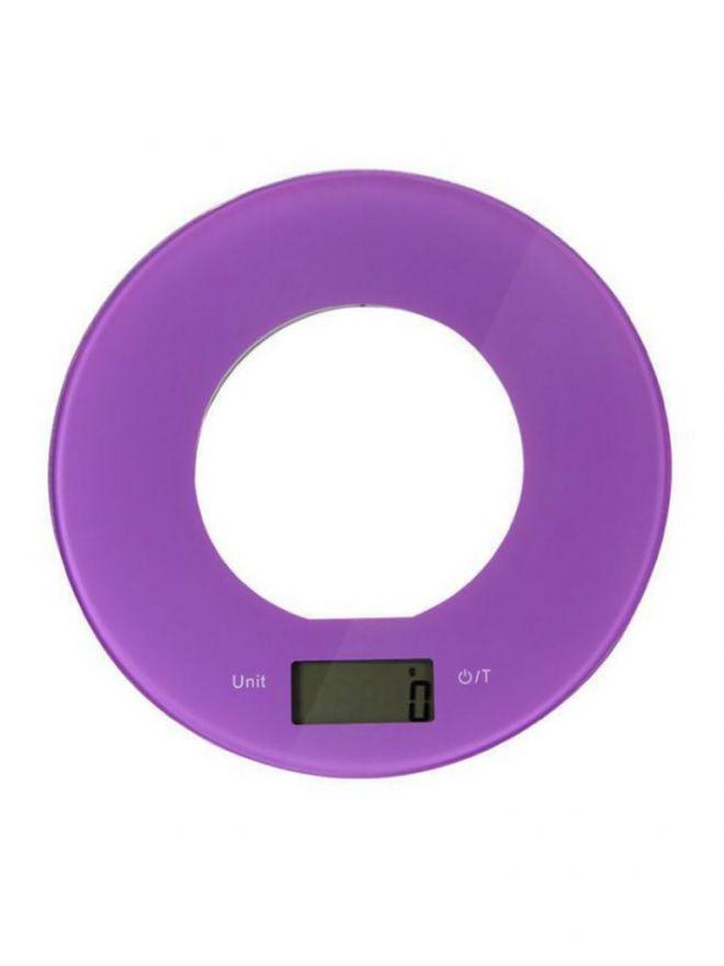 Круглые электронные весы HS-100
