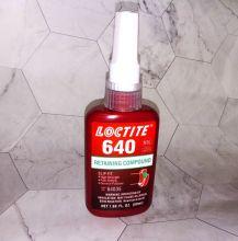 Вал-втулочный фиксатор LOCTITE 640 50 мл (выпуск 2020)