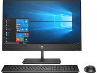 "Моноблок HP ProOne 440 G5 (6AE52AV_V7); 23.8"" (1920х1080) IPS сенсорный / Intel Core i5-9500T (2.2 - 3.7 ГГц) / RAM 8 ГБ / SSD 256 ГБ / Intel HD Graphics 630 / DVD-RW / LAN / Wi-Fi / Bluetooth / веб-камера / DOS / черный / клавиатура + мышь"