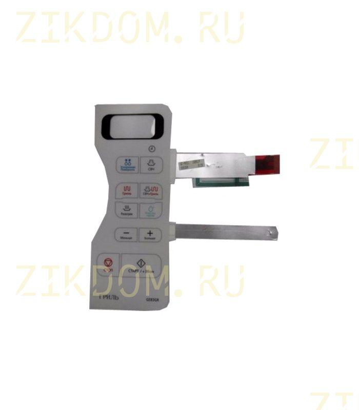Сенсорная панель микроволновой печи Samsung GE83GR DE34-00325B