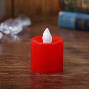 Свеча светодиодная «Романтик», 2 цвета