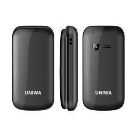 Телефон раскладушка Uniwa X18