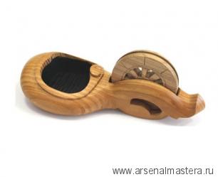 Отбивка японская Shin-wakaba деревянная 240мм Miki Tool М00010271 ST-11 Shin-Wakaba 240