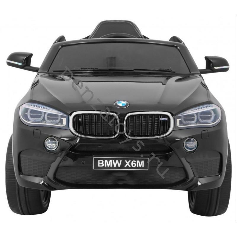 Детский электромобиль BMW X6M JJ2199 Лицензия