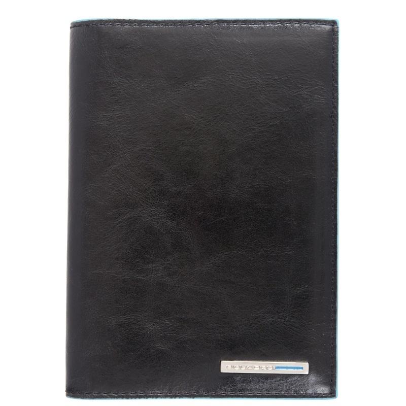 Обложка для автодокументов и паспорта Piquadro PP5246B2R/N черная