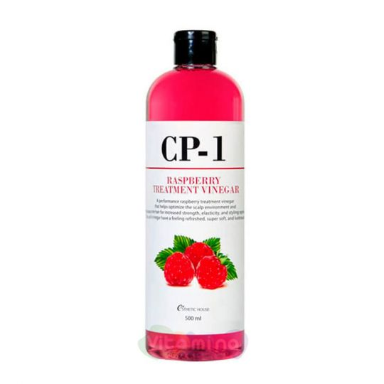 Esthetic House Кондиционер для волос на основе малинового уксуса CP-1 Raspberry Treatment Vinegar, 500 мл
