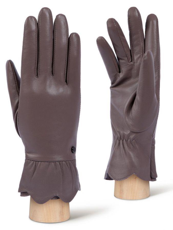 Розовые перчатки ELEGANZZA