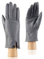 Серые женские перчатки LABBRA