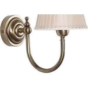 Настенная лампа светильника Tiffany World Harmony TWHA029br без абажура ФОТО