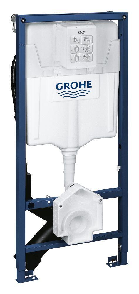 Инсталляция Grohe Rapid SL 39112001 для унитаза Sensia (3 режима) ФОТО