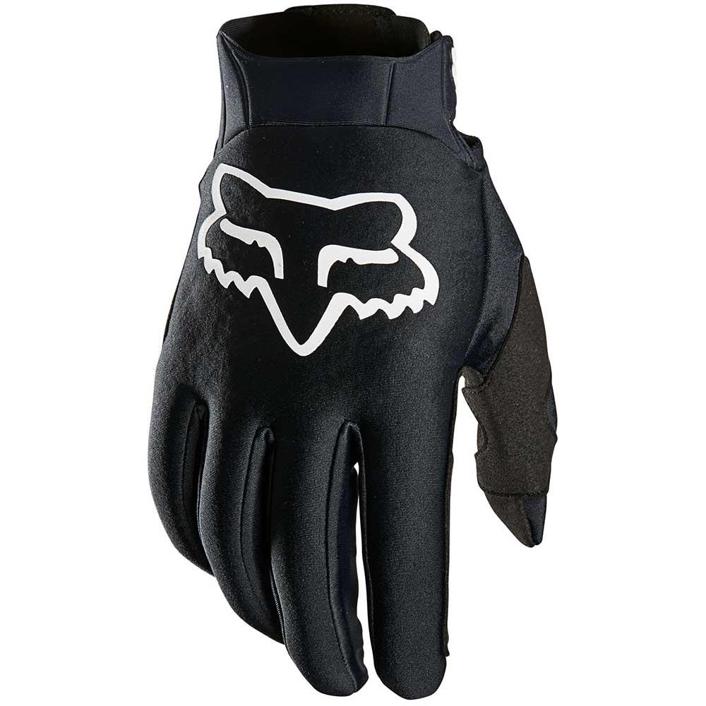 Fox 2021 Legion Thermo Black перчатки утепленные