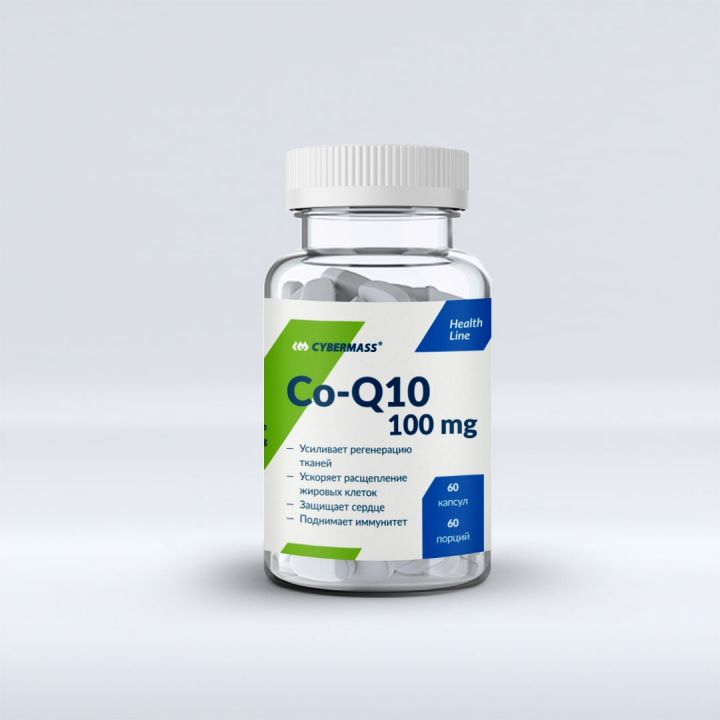 Cybermass - Coenzyme Q10