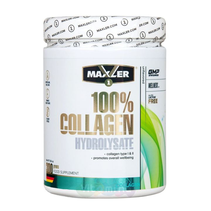 Maxler - Collagen 300г