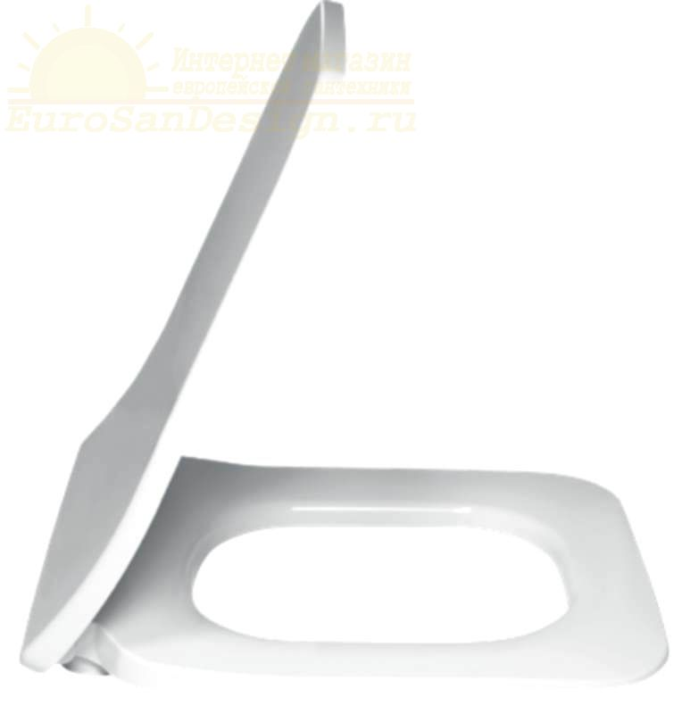 Сиденье для унитаза Villeroy&Boch Venticello 9M79S101 ФОТО