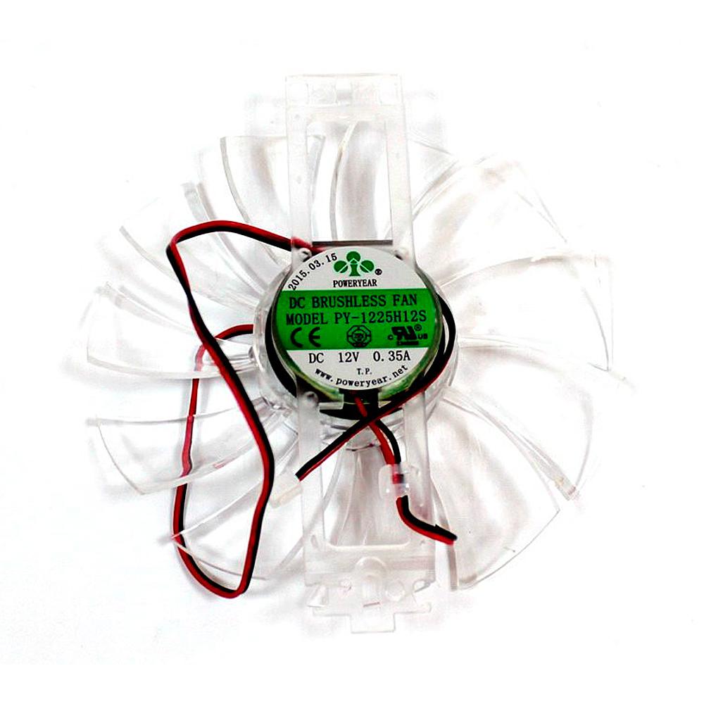 Вентилятор 12В тип 1