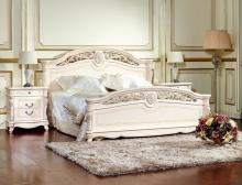 Кровать AFINA 180*200 щит эмаль