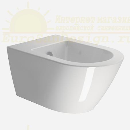 Подвесное керамическое биде GSI Sand 94651 ФОТО