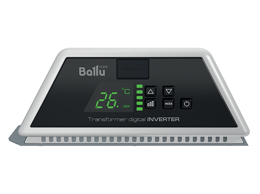 Блок управления Transformer Digital Inverter Ballu BCT/EVU-2.5I (НС-1202615)