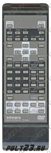 INTEGRA RC-426DV, DPC-6.1