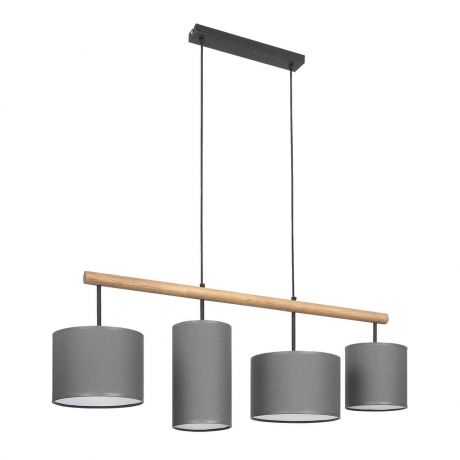 Люстра TK Lighting 4458 Deva Graphit