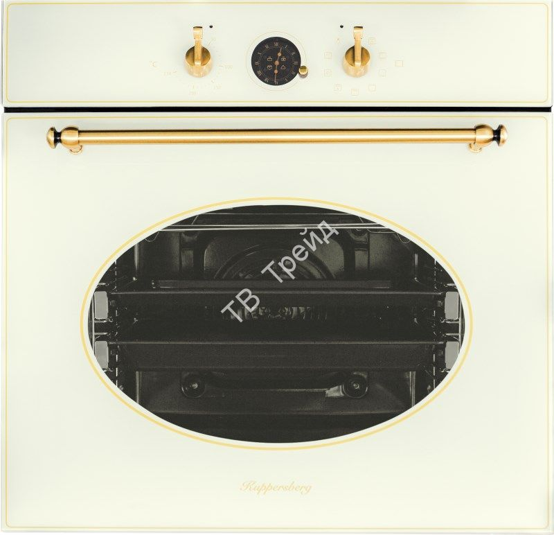 Духовой шкаф Kuppersberg SR 669 C Bronze