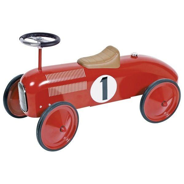 Машина-каталка металлическая GOKI 14135