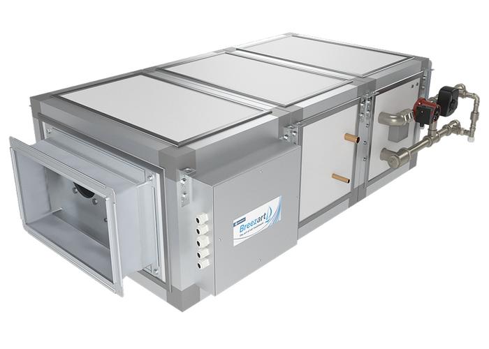 Приточная установка Breezart 2000 Aqua F