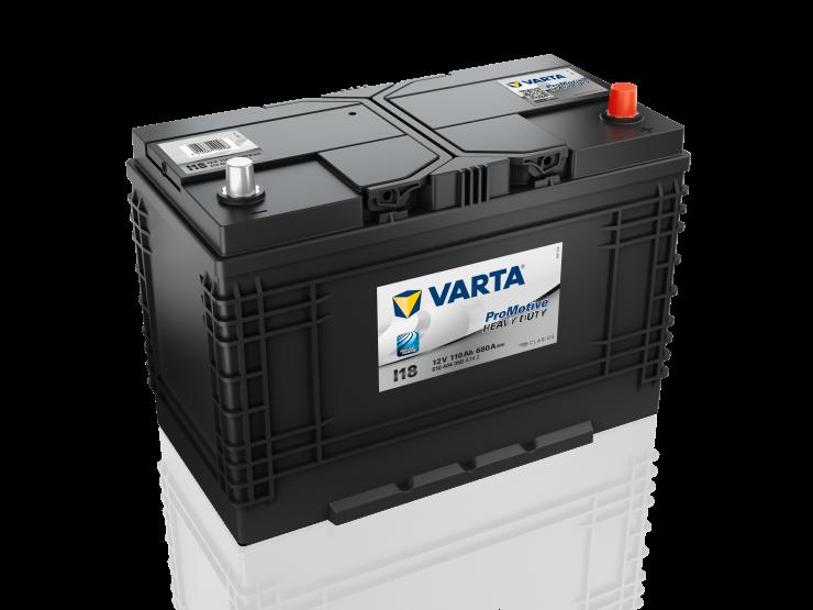 Автомобильный аккумулятор АКБ VARTA (ВАРТА) Promotive HD 610 404 068 I18 110Ач (0)