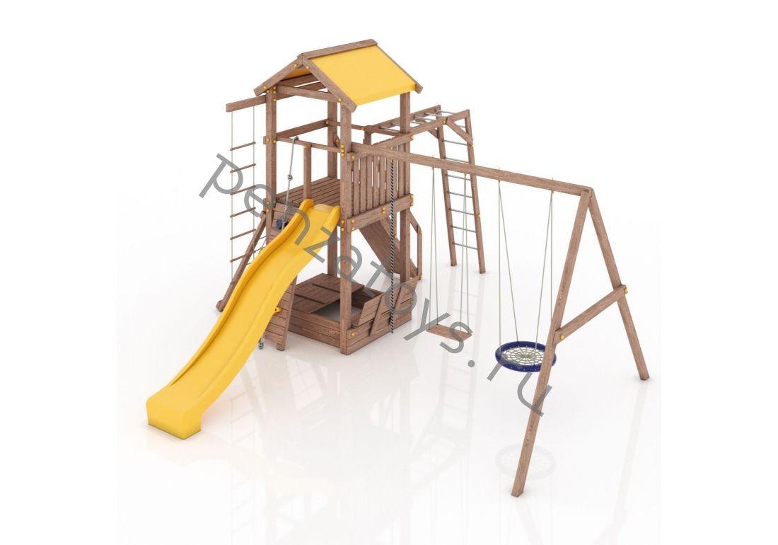 Детская игровая площадка Барселона