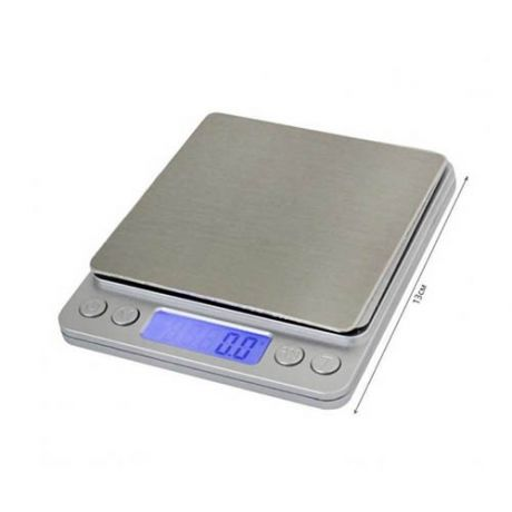Портативные электронные весы, 2 кг