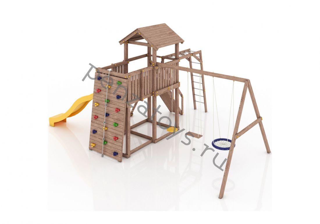 Детская игровая площадка Мадрид