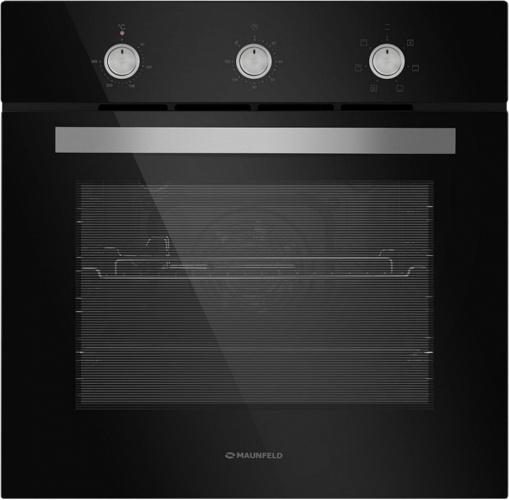 Электрический духовой шкаф MAUNFELD EOEC.586PB
