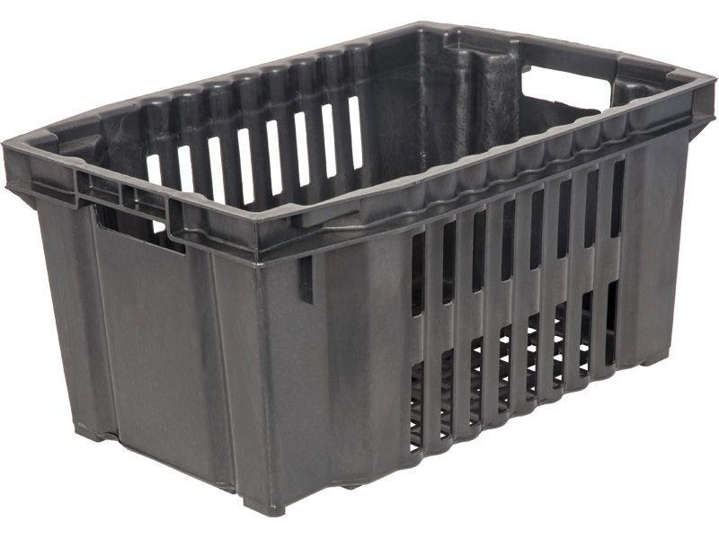 Ящик пластиковый 540х360х260 штабелируемый
