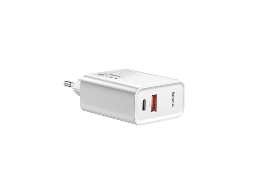 Сетевое зарядное устройство Baseus Speed PPS Quick Сharger USB - Type-C 30W