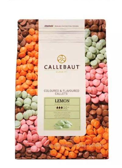 Callebaut Lemon Callets™