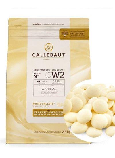 Callebaut БЕЛЫЙ