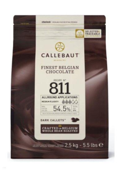 Callebaut Темный 811