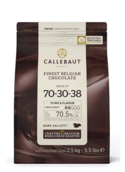 Callebaut Горький 70-30-38
