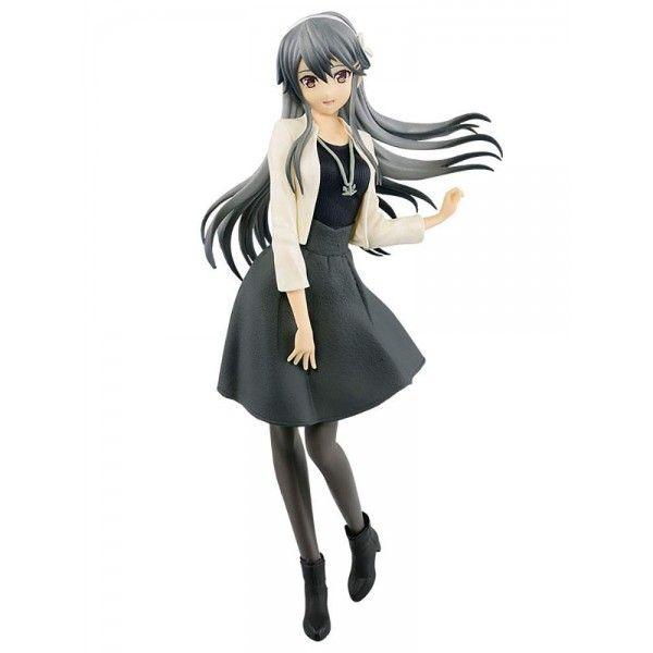 Аниме фигурка Kantai Collection - Haruna Okaimono Mode