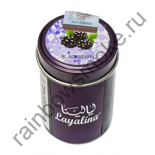 Premium Layalina 50 гр - Blackberry (Ежевика)