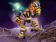 Конструктор LARI Super Heroes Танос: трансформер 11504 (Аналог LEGO Super Heroes 76141) 158 дет