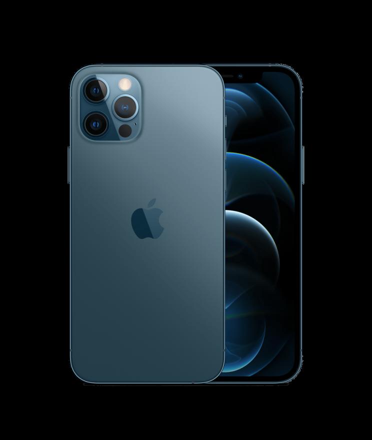 Смартфон Apple iPhone 12 Pro 256 GB Тихоокеанский синий