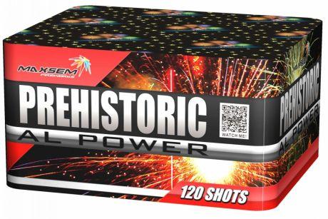 "Батареи салютов ""PREHISTORIC AL POWER"" 120 залпов"